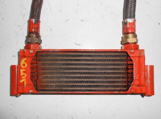 Radiateur refroidissement huile tracteur renault 651