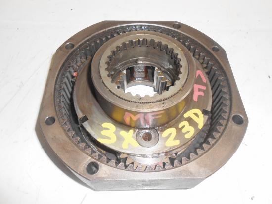 Reducteur de boite de vitesse tracteur massey ferguson mf 23 dents