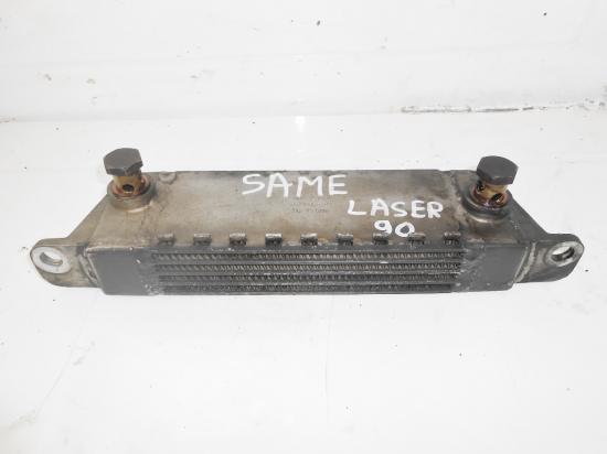 Refroidisseur radiateur huile moteur pieces tracteur same laser 90 laser90