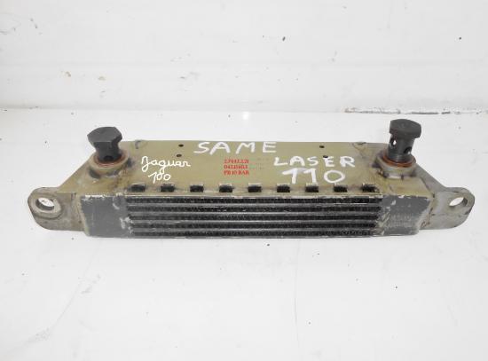 Refroidisseur radiateur huile moteur tracteur same laser110 laser 110 jaguar100 jaguar 100