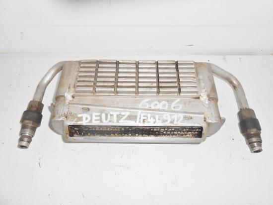 Refroidisseur radiateur huile tracteur deutz f4l912 6006