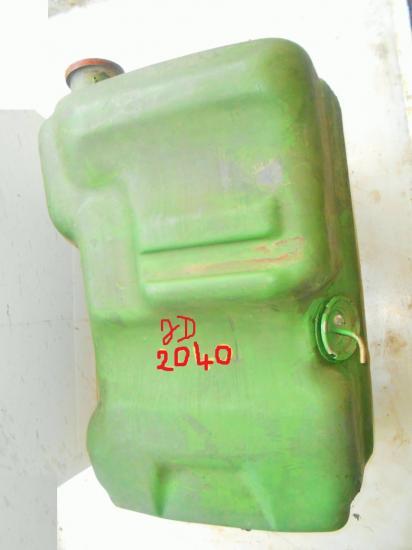 Reservoir carburant tracteur agricole john deere 2040