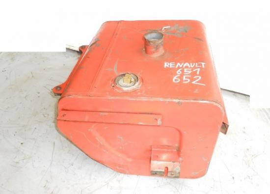 Reservoir carburant tracteur agricole renault r 651 652 r651 r652