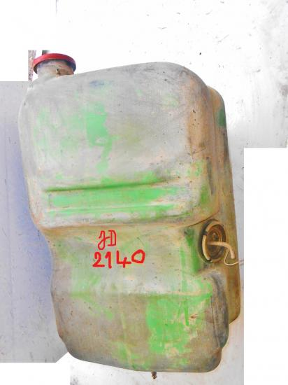 Reservoir plastique fibre tracteur agricole john deere 2140