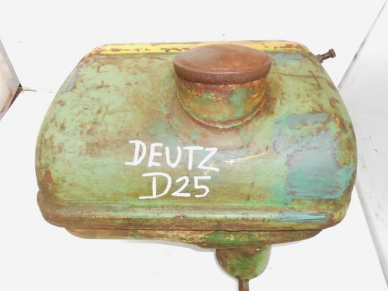 Reservoir tracteur deutz d25