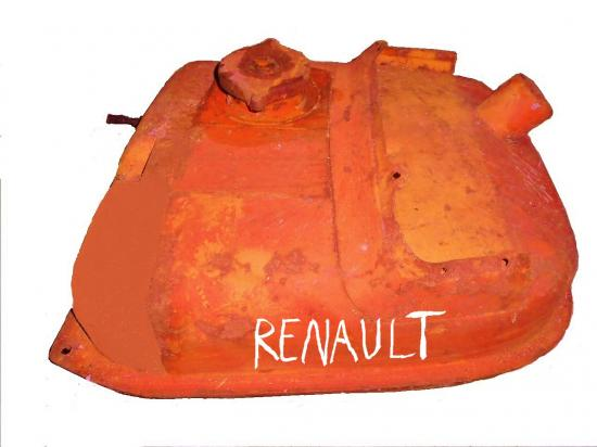 Reservoir tracteur renault n70 n 70 n71 n 71 n72 n 72