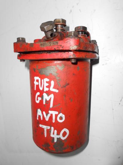 Support cuve filtre fuel tracteur avto t40