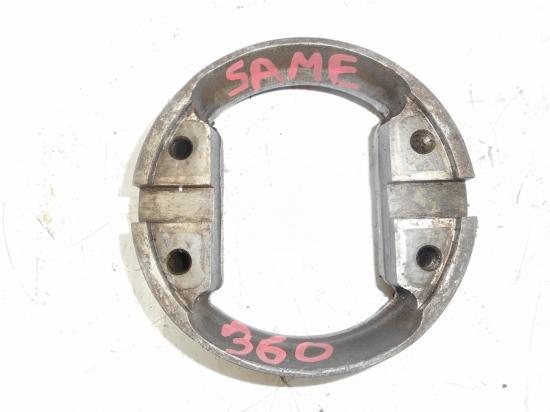 Support de croisillon pont avant 4x4 tracteur same 360 dt 360dt