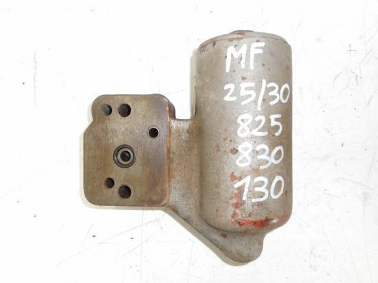 Support filtre hydraulique tracteur massey ferguson mf 25 30 130 825 830