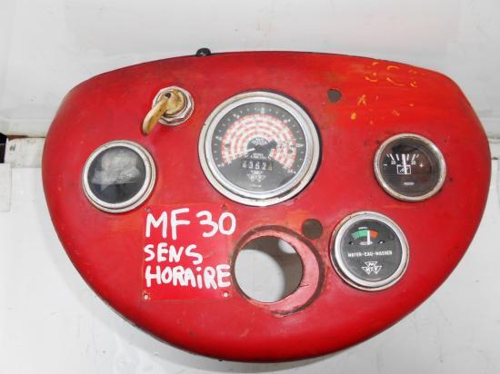 Tableau de bord tracteur massey ferguson mf 830 30