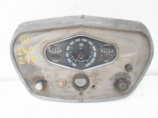 Tableau de bord tracteur mc cormick utility standard farmall f fu 240 267 270 d f240 f267 f270 fu267 f 240 f 267 f 270 1