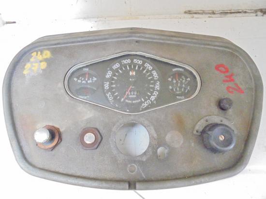 Tableau de bord tracteur mc cormick utility standard farmall f fu 240 267 270 d f240 f267 f270 fu267 f 240 f 267 f 270 2