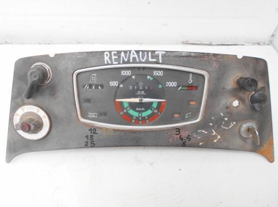 Tableau de bord tracteur renault 53 56 r53 r56