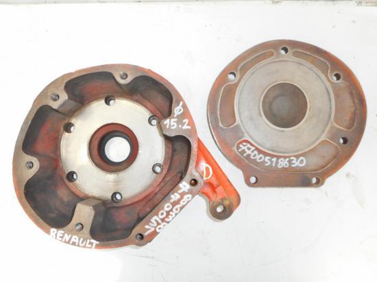Tambour de frein a disques droit tracteur renault disque 152mm