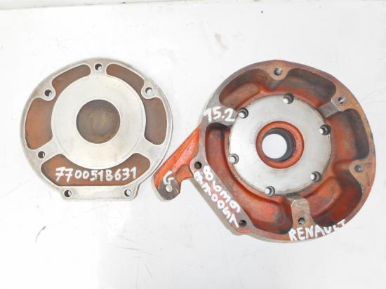 Tambour de frein disques tracteur renault gauche disque 152 mm