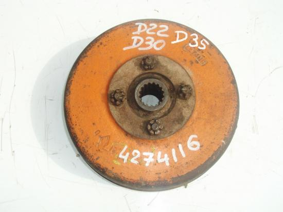 Tambour de frein tracteur renault d22 d30 d35