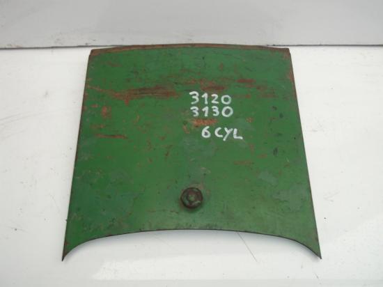 Tole cache dessus de batterie tracteur john deere 3120 3130
