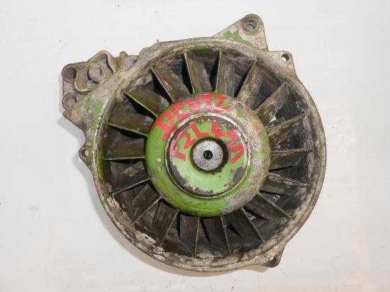 Turbine ventilateur pale moteur deutz f2l411