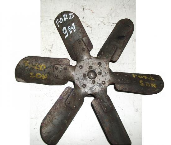 Ventilateur tracteur fordson 9n