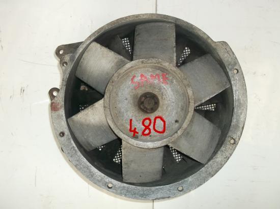 Ventilateur turbine helice tracteur same 480 ariete