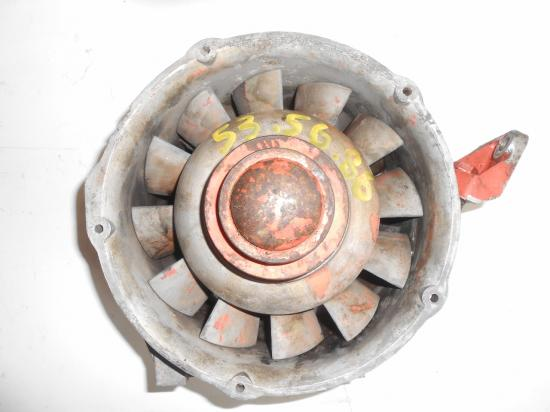 Ventilateur de refroidissement turbine tracteur renault 53 56 86