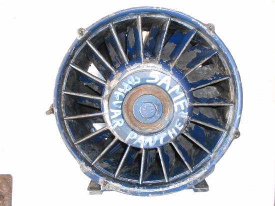 ventilateur de refroidissement turbine tracteur same jaguar 95 panther 90