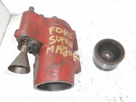Verin chemise piston relevage hydraulique tracteur fordson ford super major
