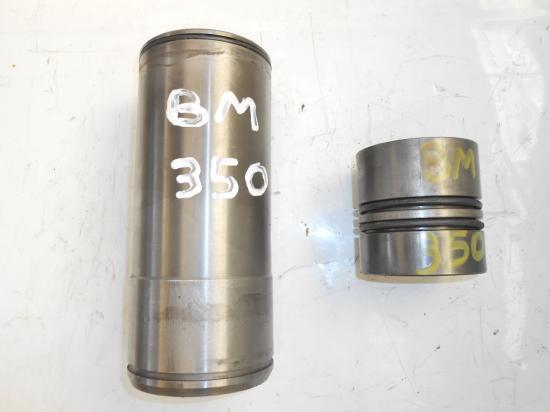 Verin de relevage cylindre piston tracteur bolinder volvo bm 350